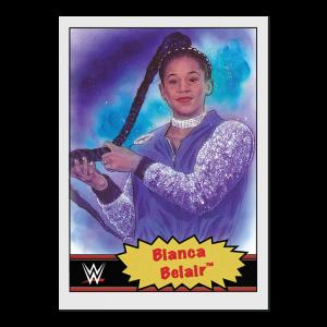 Topps WWE Living Set® Card #41 - Bianca Belair