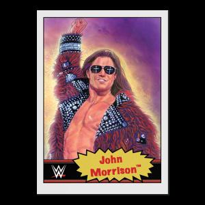 Topps WWE Living Set® Card #67 - John Morrison