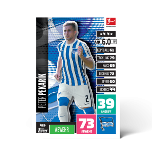 Bundesliga Match Attax Extra 2021 -  Multipack-Deal
