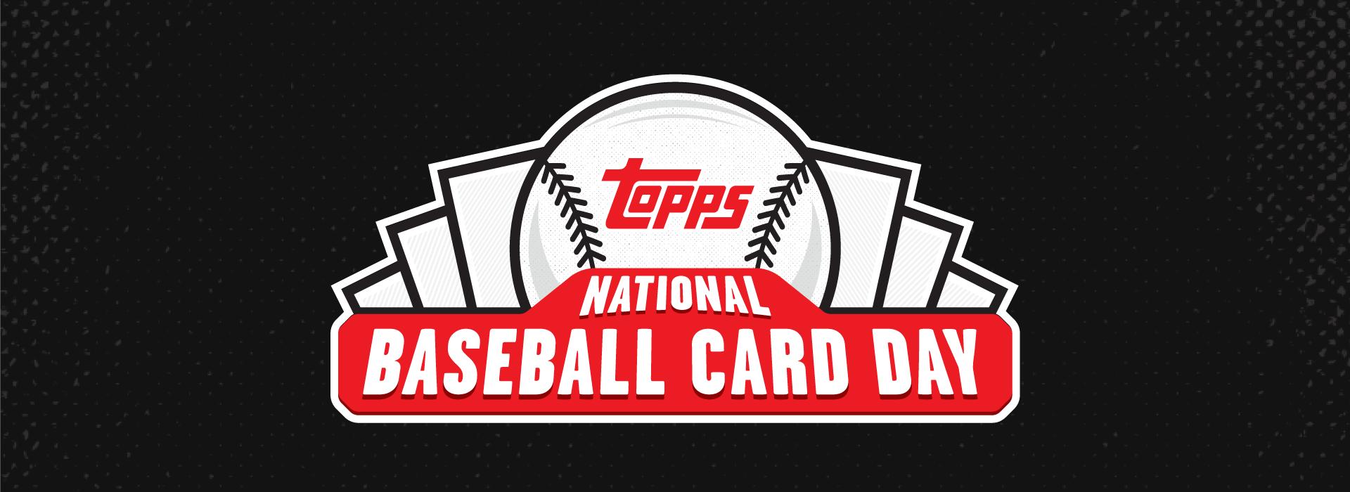 National Baseball Card Day