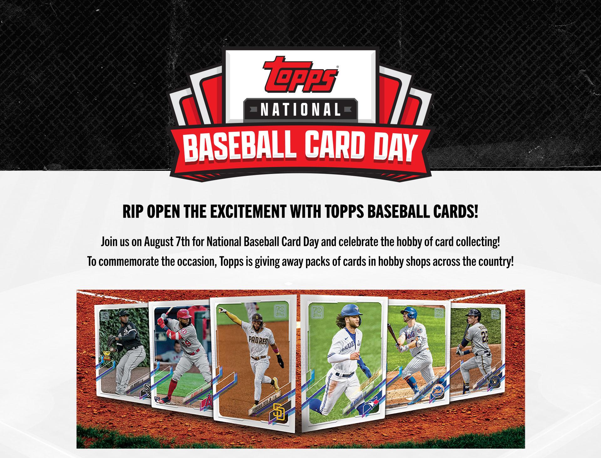 Baseball Card Day