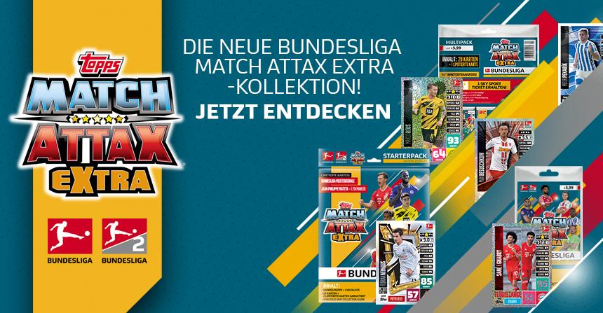 Bundesliga Stickers 2020/21