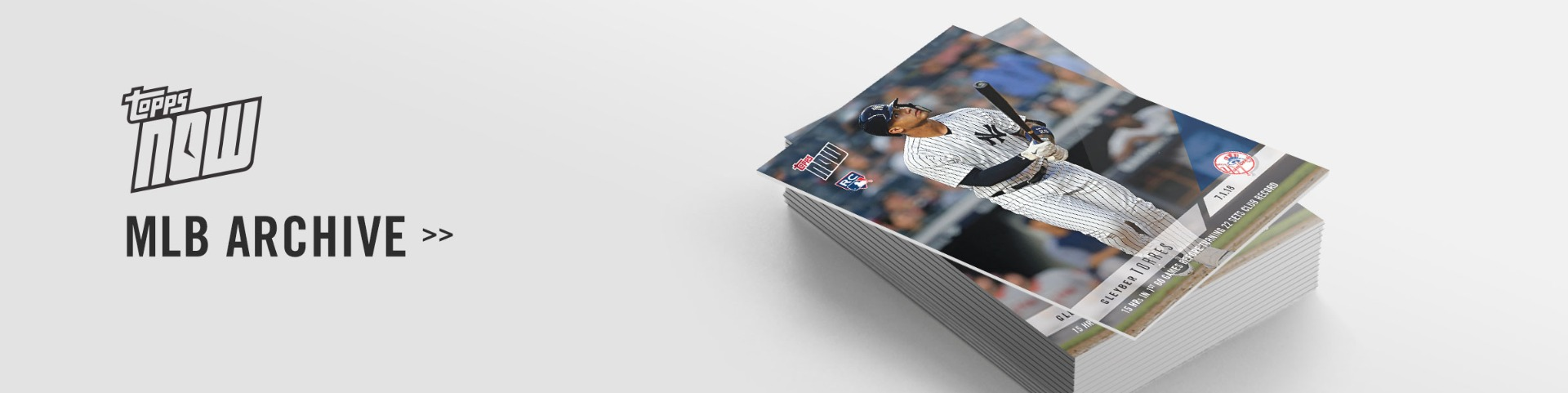 Topps Now MLB Archive