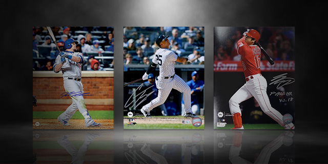 Shop Topps Authentics Memorabilia